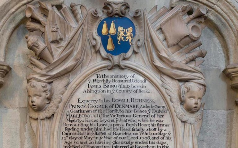 james-bringfield-memorial-westminster-abbey