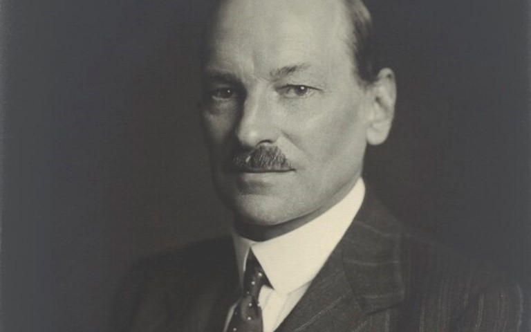 Clement Attlee NPG