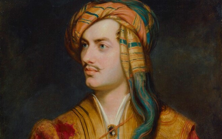 westminster-abbey-lord-byron-portrait
