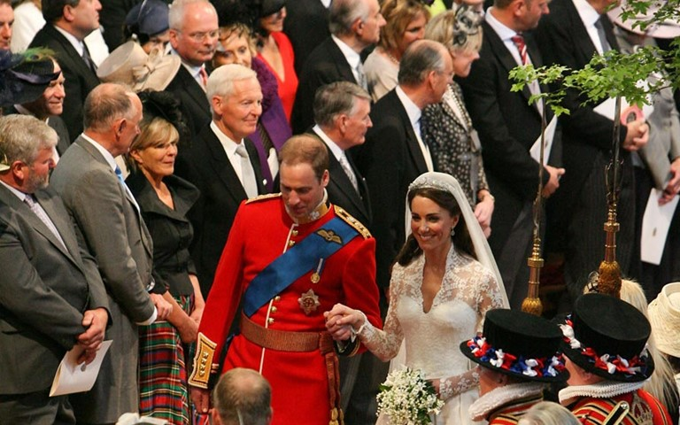 Prince William of Wales, Duke of Cambridge & Catherine