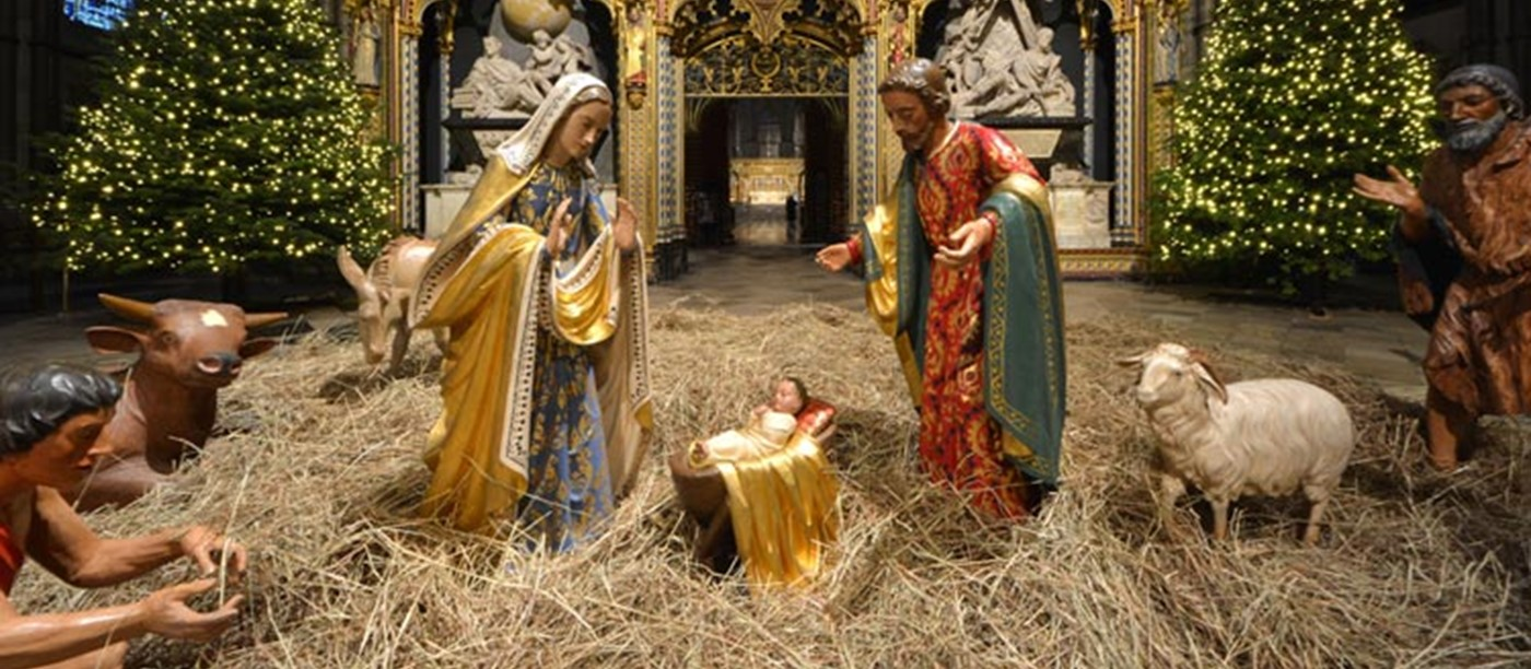 Celebrate the Christmas Story at Westminster Abbey