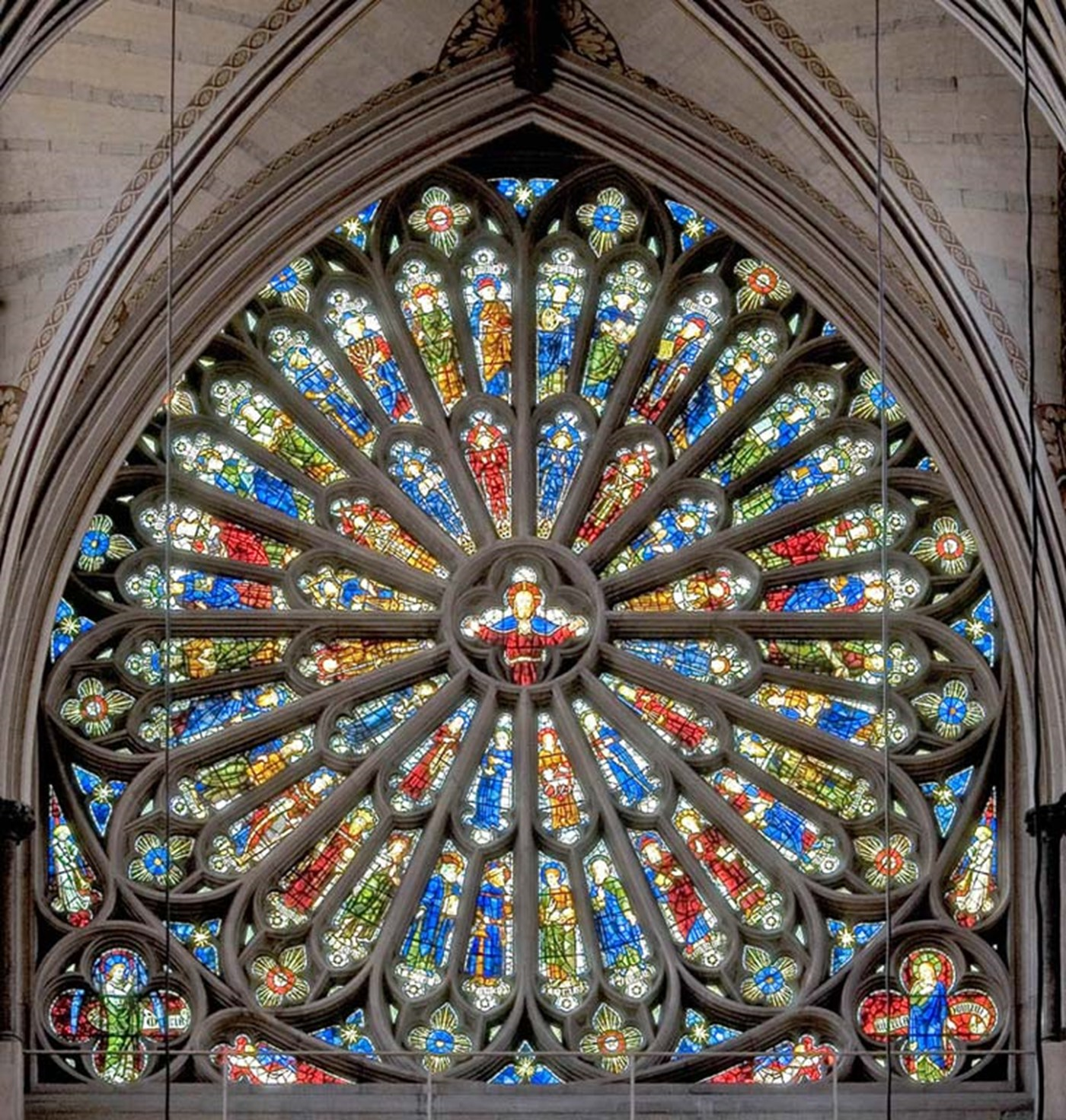South rose window Westminster Abbey copyright photo.jpg
