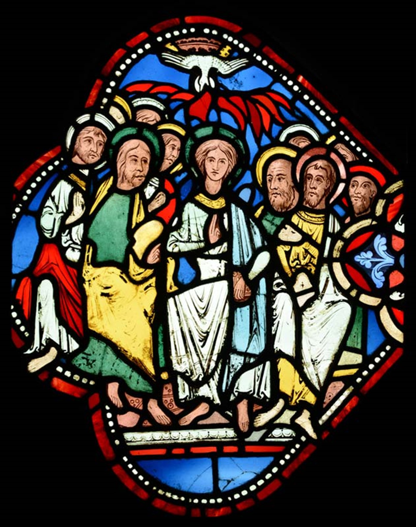 Pentecost 13th century glass.jpg