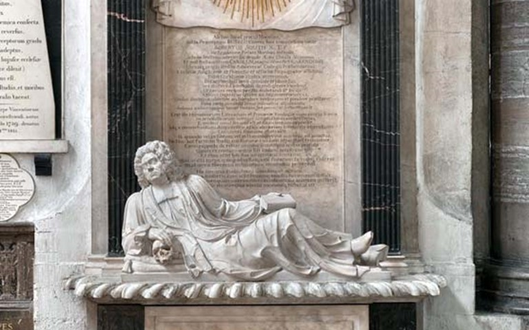 robert-south-monument-westminster-abbey
