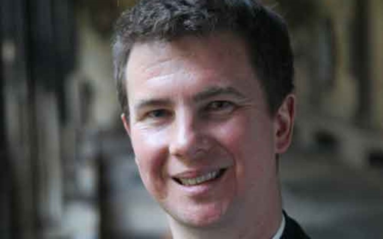 Clare College appoints Reverend Dr James Hawkey as its new Dean