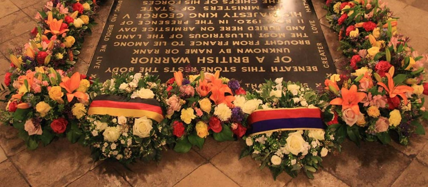 Abbey Marks The Centenary Of The Armistice Westminster Abbey