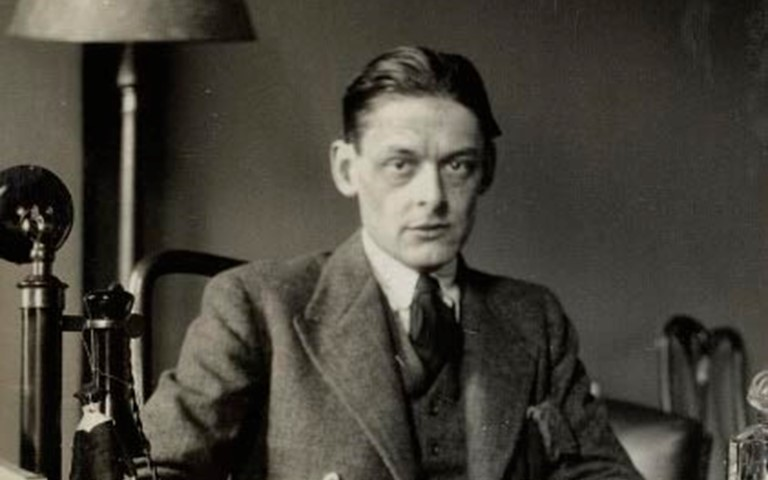 T.S. Eliot by Henry Ware Eliot
