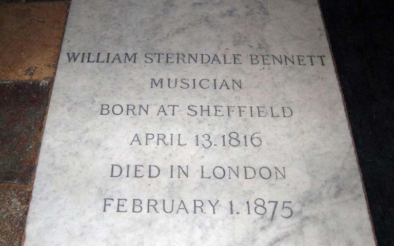 westminster-abbey-william-sterndale-bennett-grave