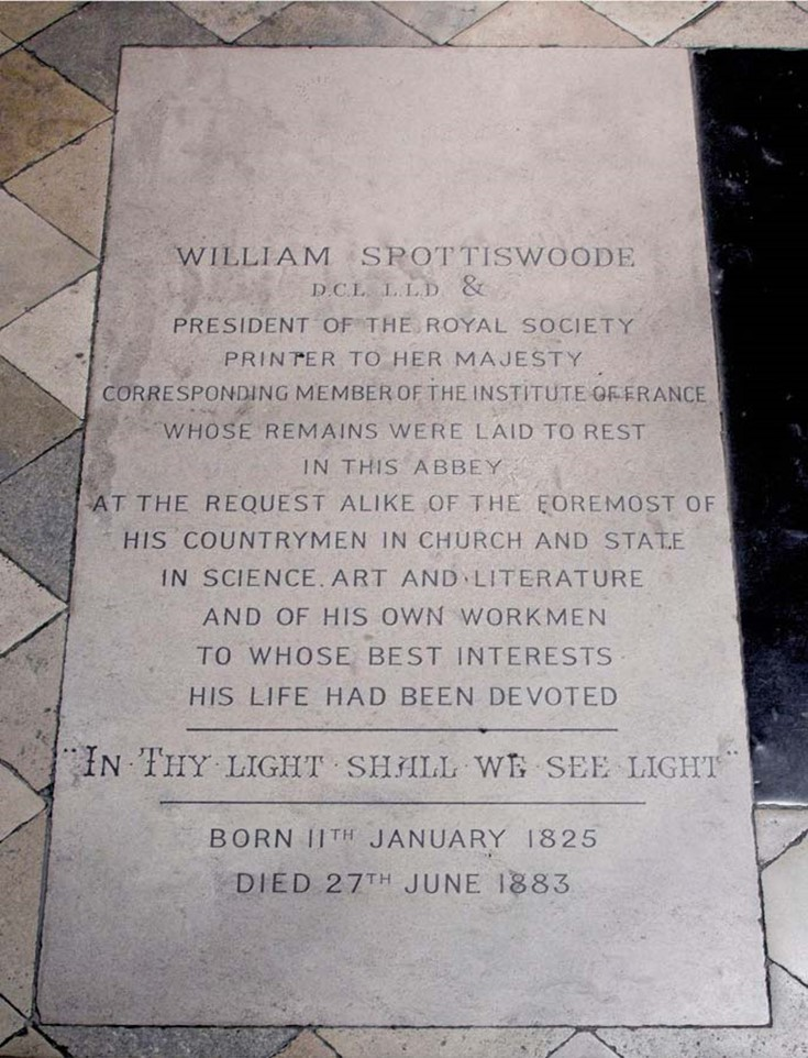 William Spottiswood