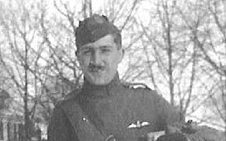 Louis Bennett & Royal Flying Corps
