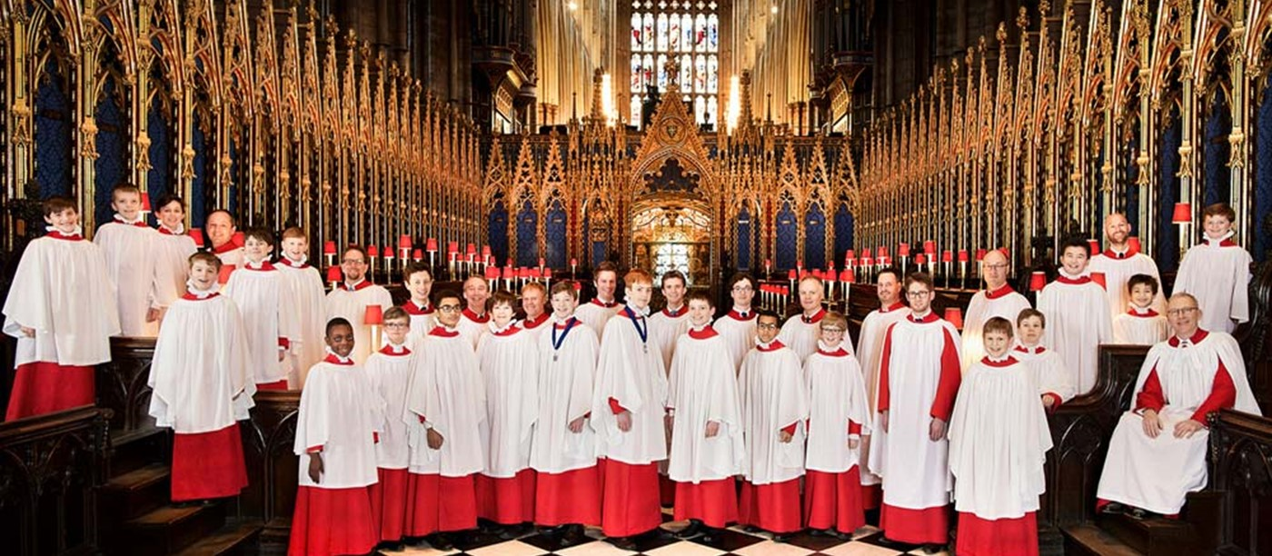 Westminster Abbey Choir to tour Germany