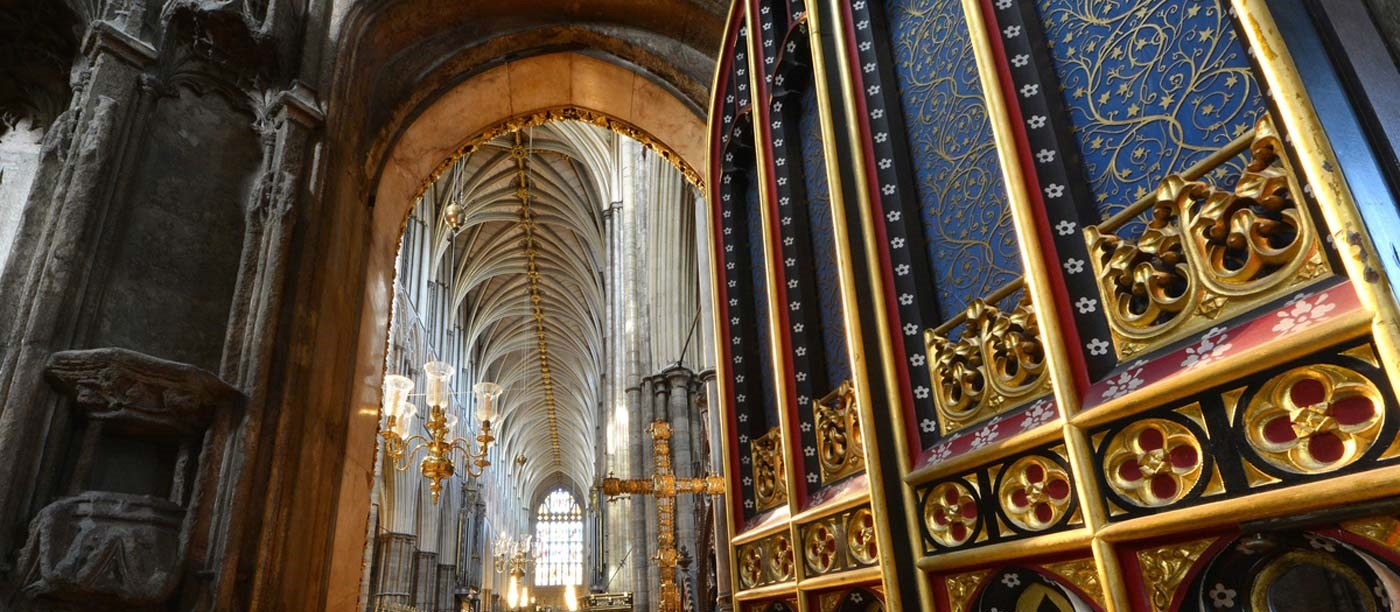 Welcome to Westminster Abbey