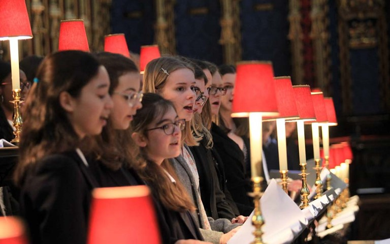 Alleyn's School celebrates 400th anniversary