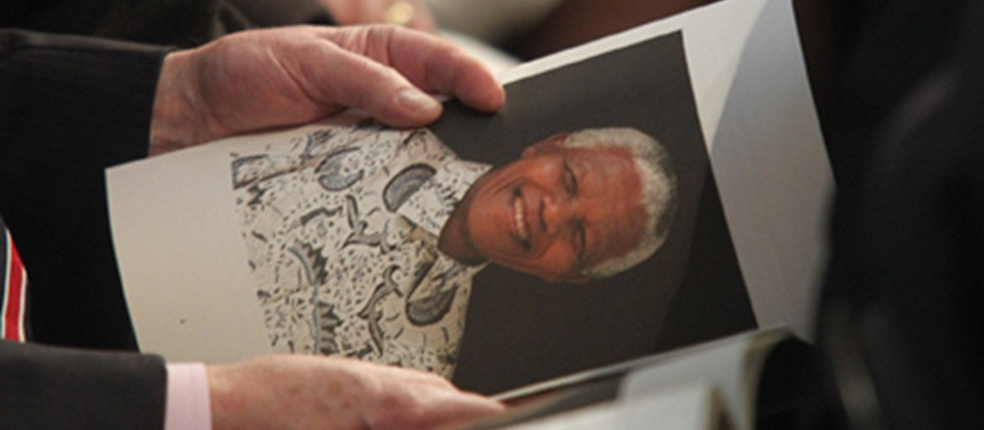 Abbey Honours the Life and Work of Nelson Mandela