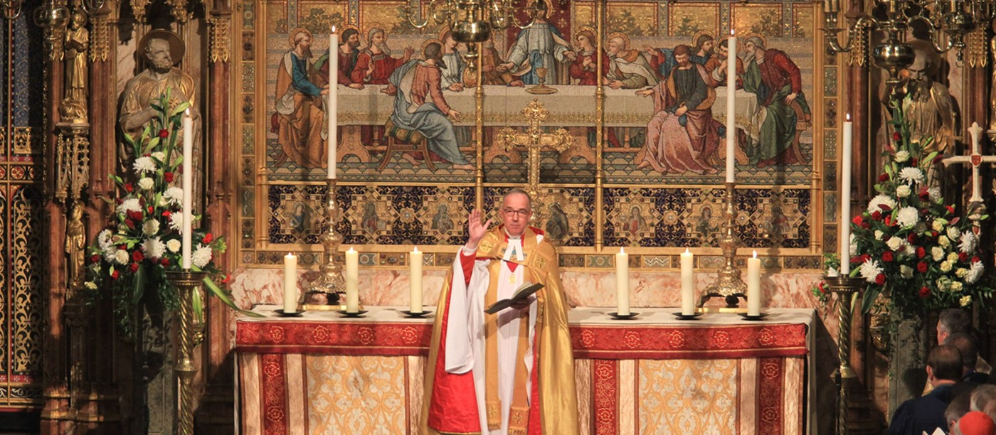 Westminster Abbey Marks 500th Anniversary of the Reformation