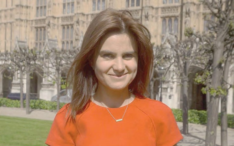Jo Cox MP remembered at St Margaret's Service