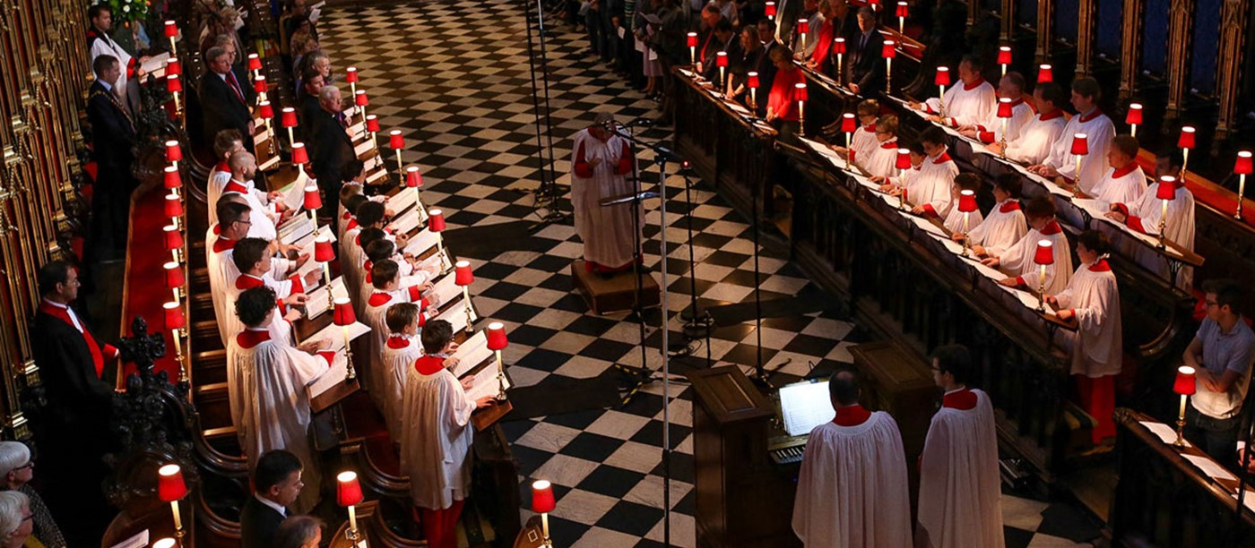 Anniversary Choral Evensong broadcast from Abbey