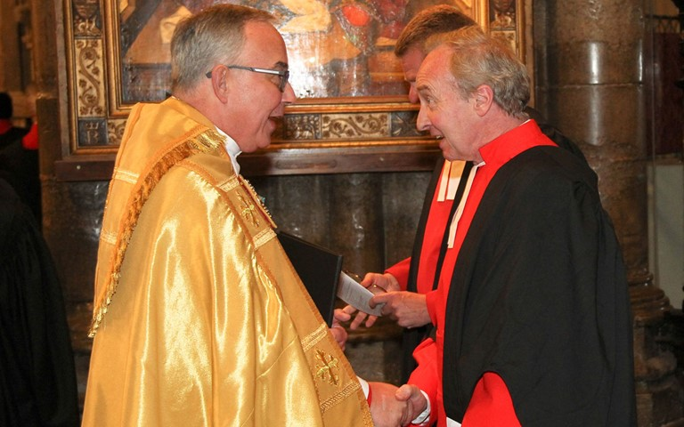Duke of Buccleuch installed as High Steward