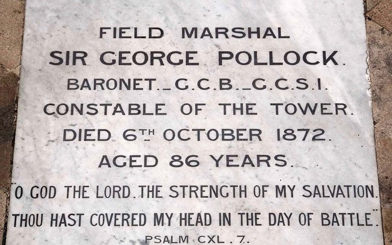 westminster-abbey-george-pollock-grave