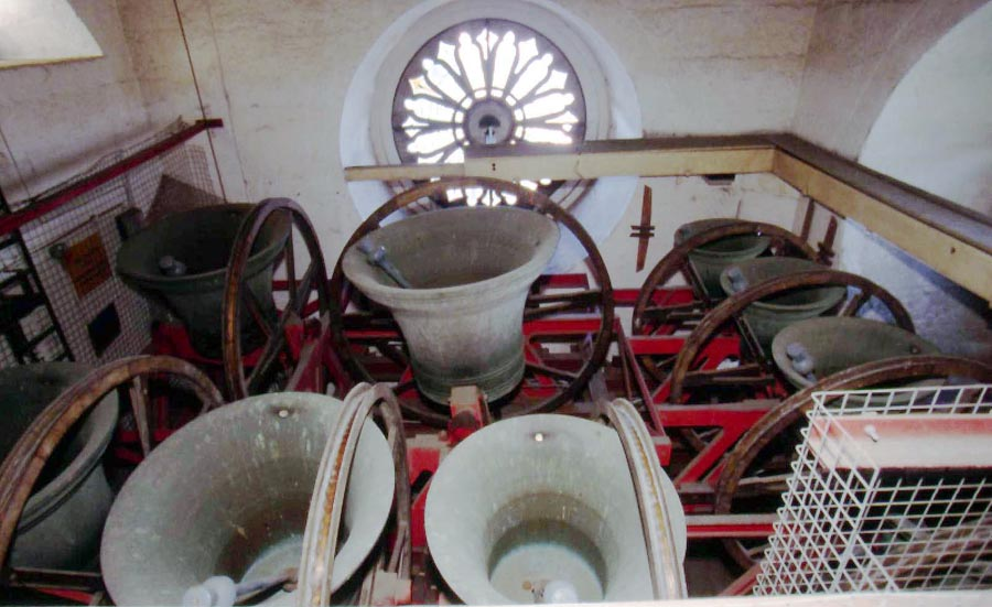 The Abbey bells