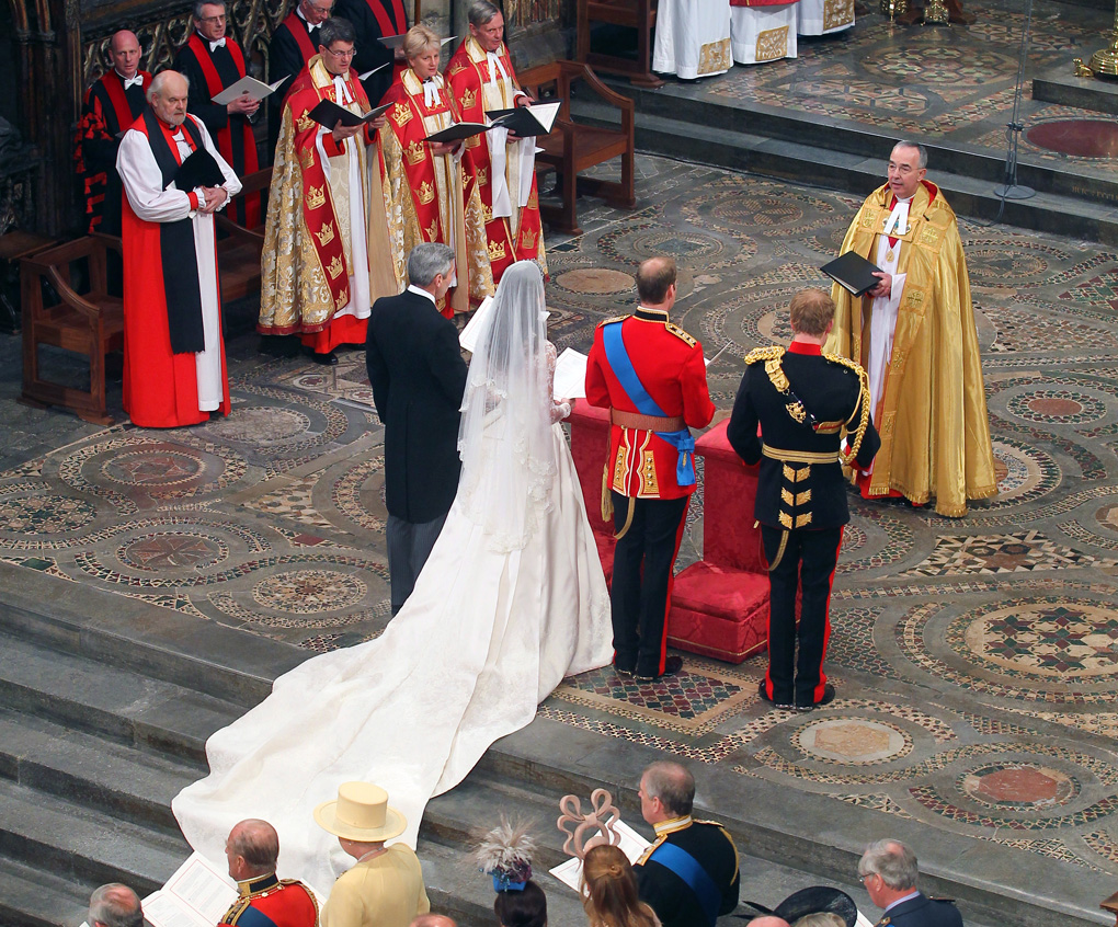 The wedding of HRH The Duke and Duchess of Cambridge