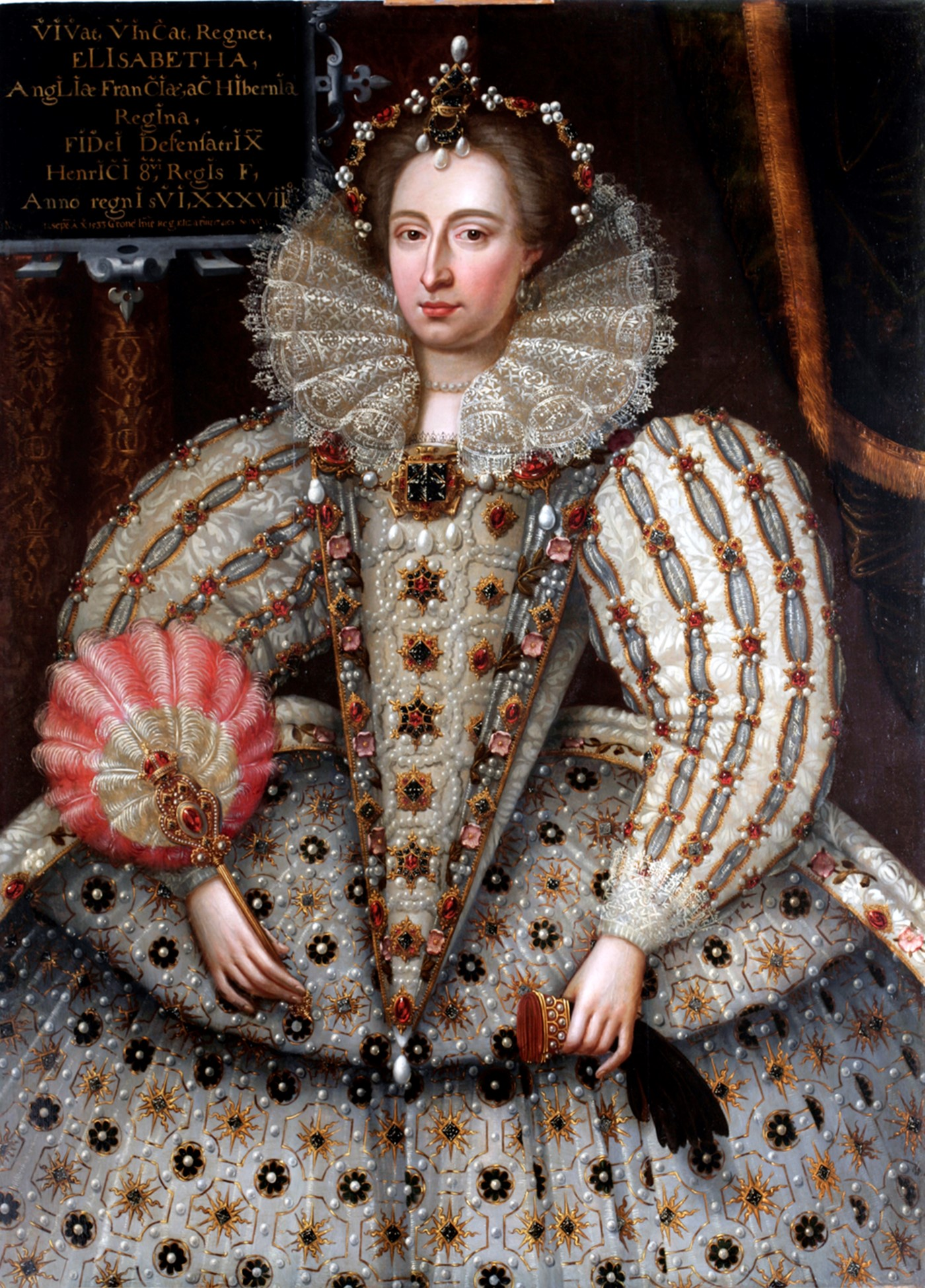 Elizabeth I portrait conserved (HK) 300 Westminster Abbey copyright.jpg