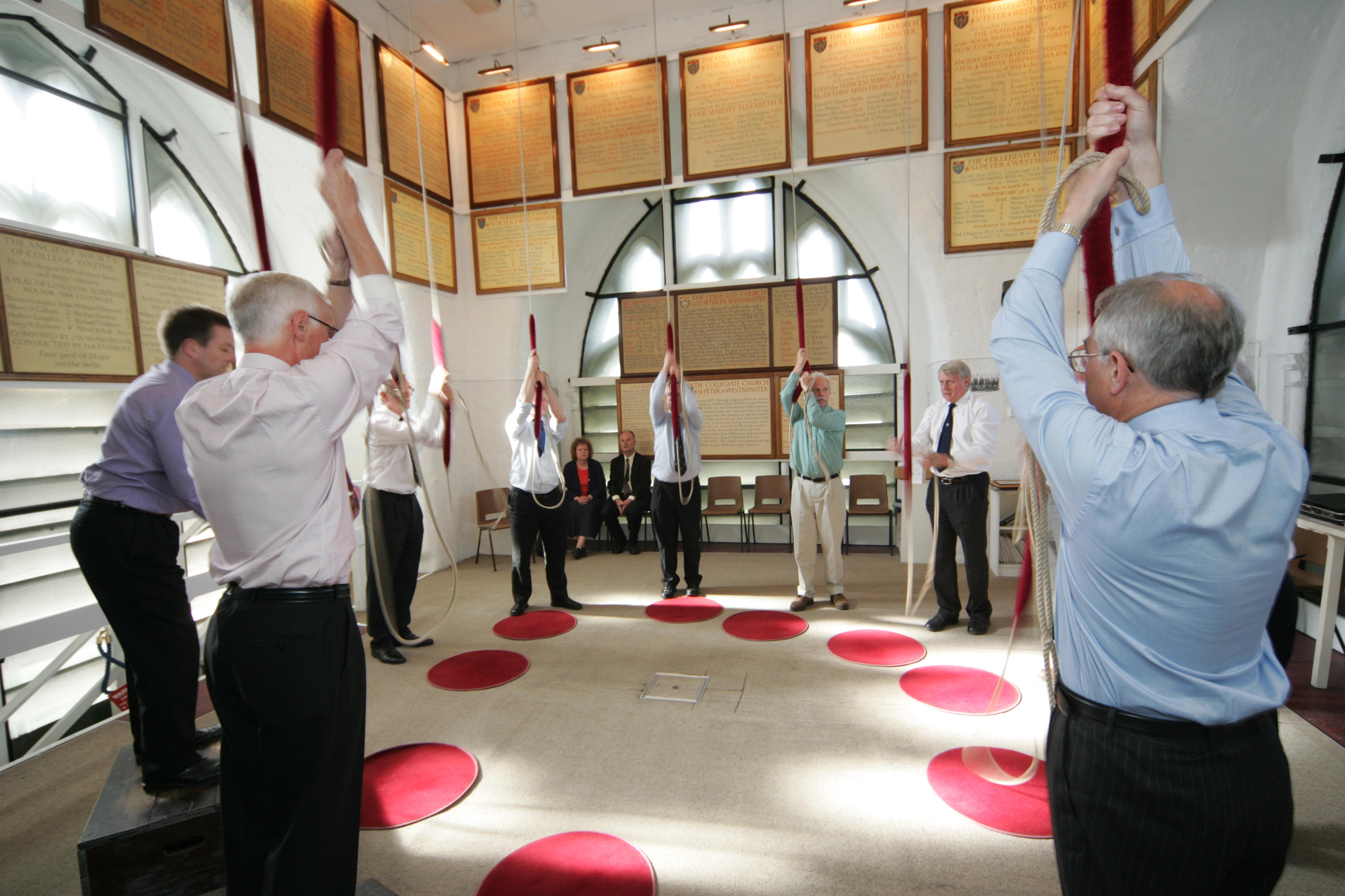 Westminster Abbey Company of Ringers