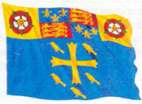 Abbey flag