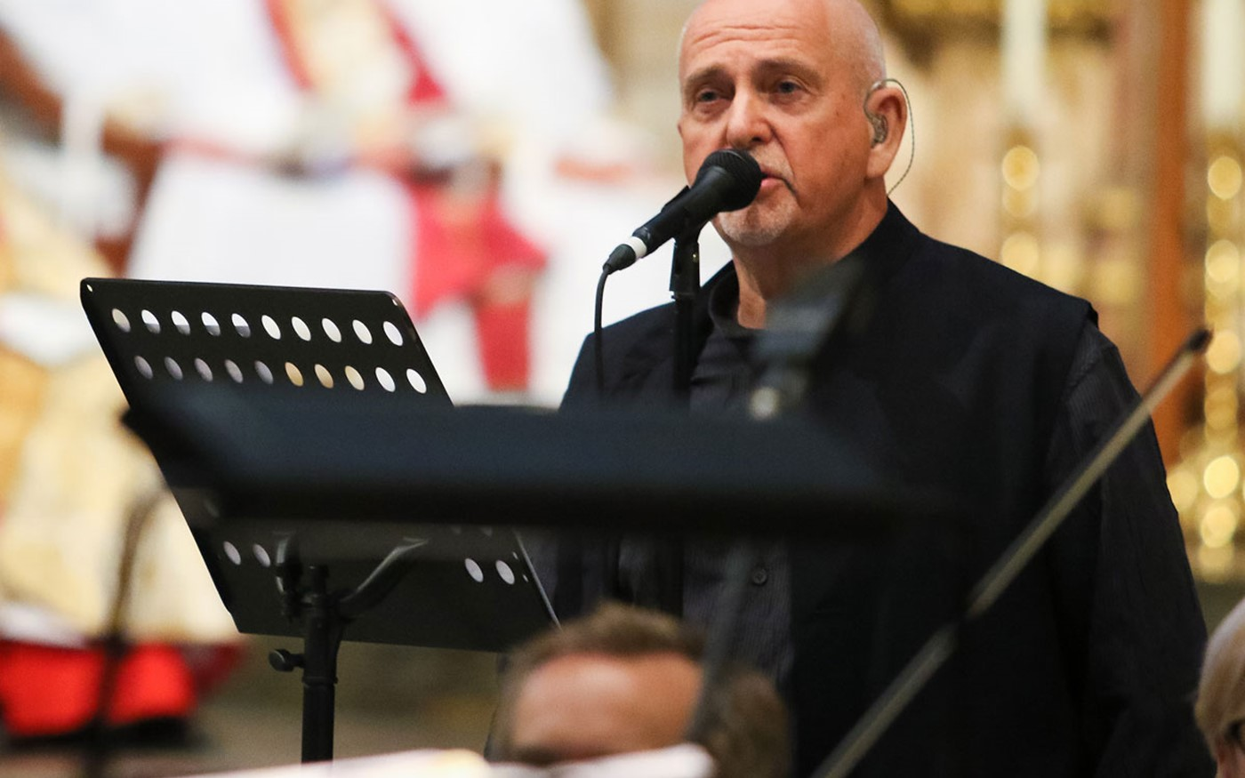 Peter Gabriel sings That'll Do by Randy Newman