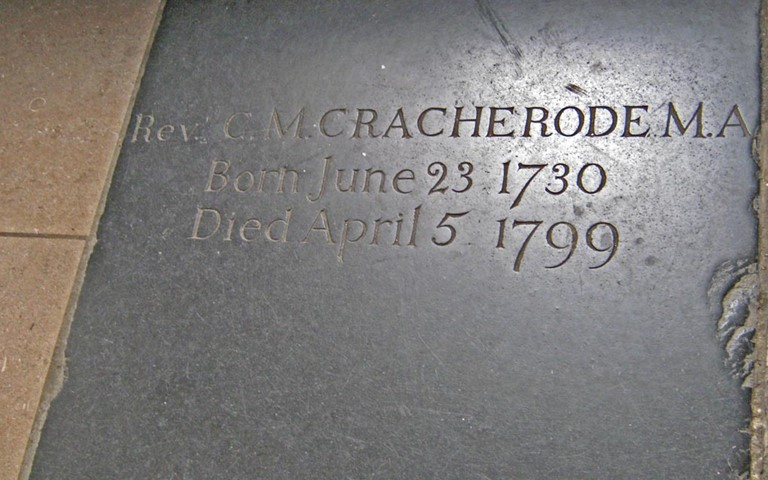 westminster-abbey-cracherode-cm-grave