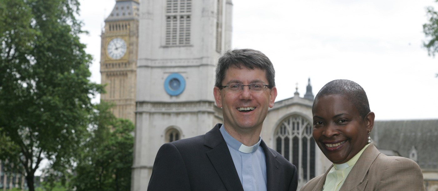The Reverend Andrew Tremlett appointed Canon of Westminster