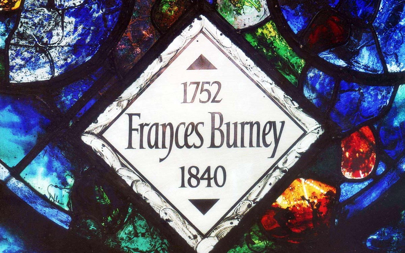 Frances and Charles Burney