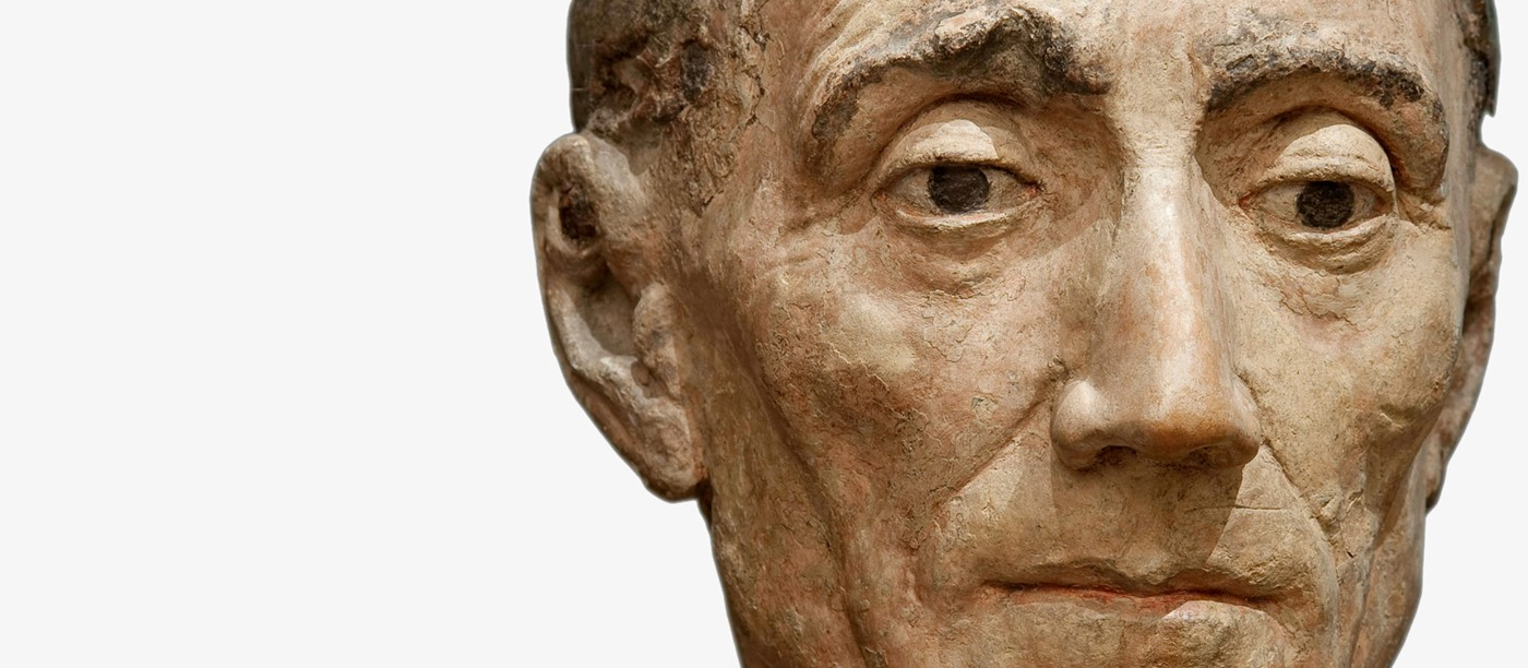 Henry VII effigy head