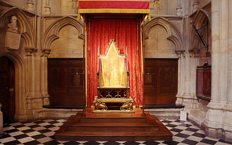 The Coronation Chair