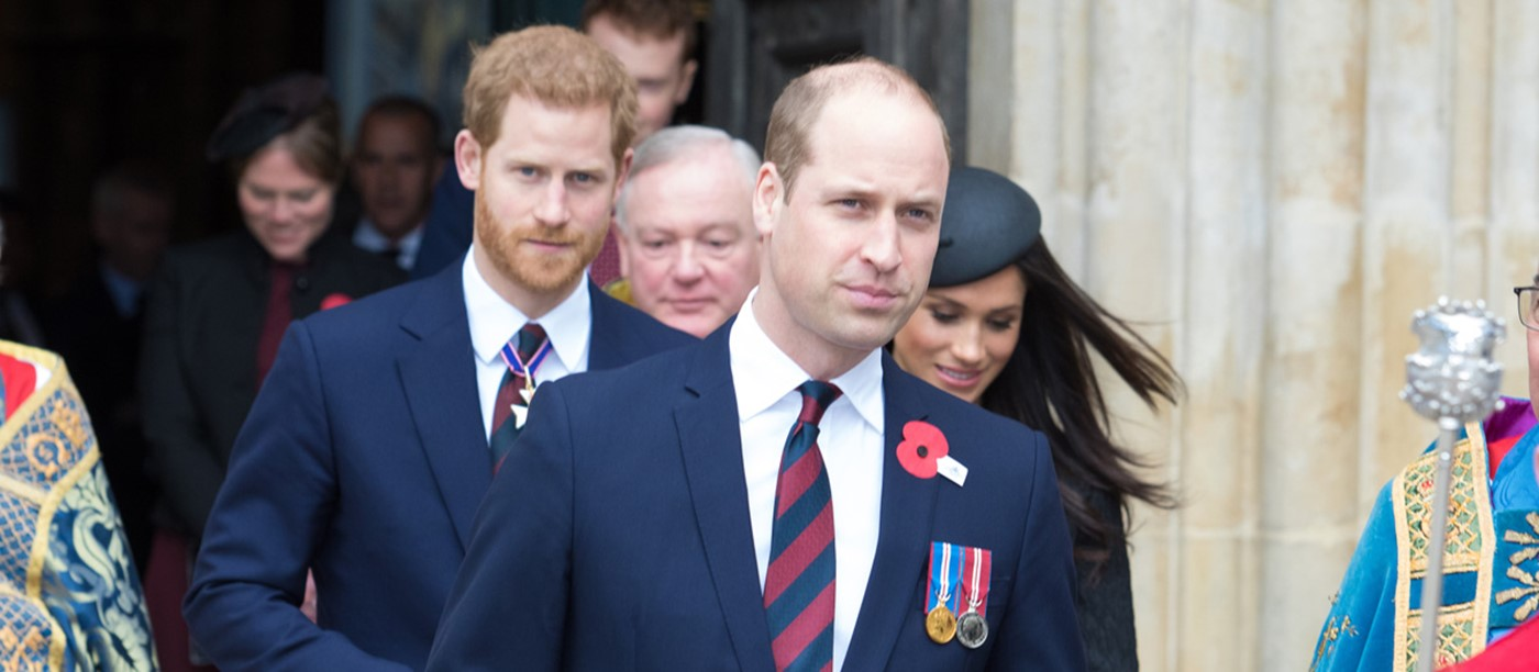 Royal attendance for ANZAC Day commemoration