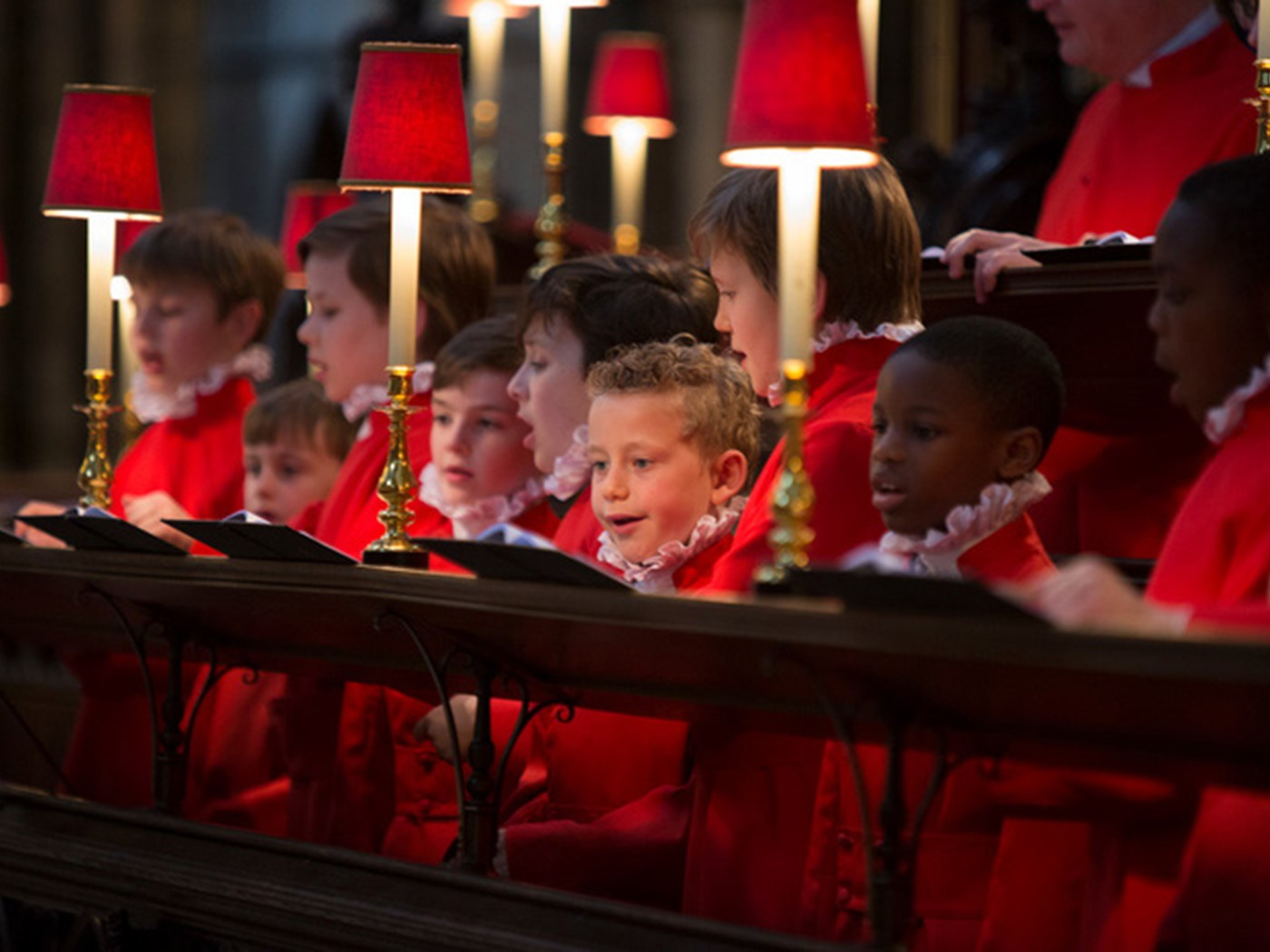 Sing with the Choir at Evensong