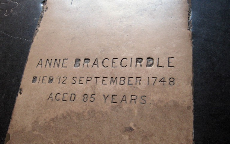 Anne Bracegirdle