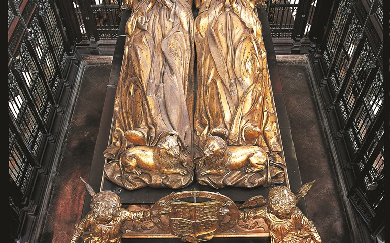 Tomb of King Henry VII
