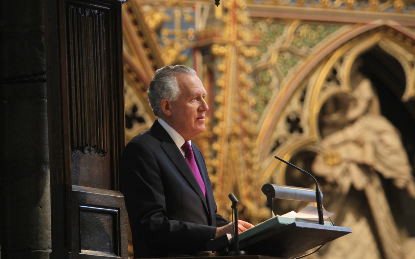Peter Hain MP gives a Tribute