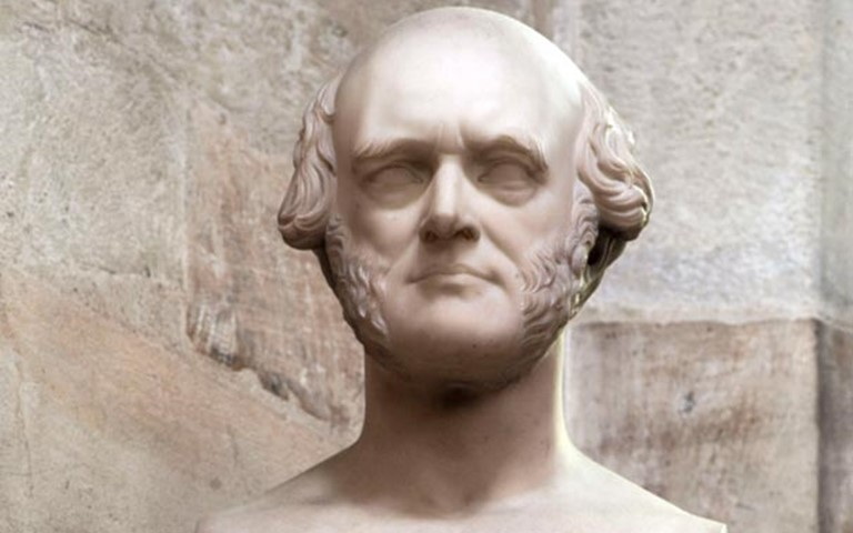 westminster-abbey-lyell-charles-bust