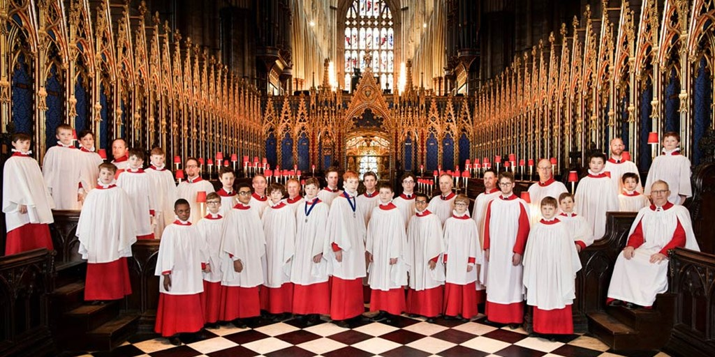 Choir Of Westminster Abbey Christmas 2020 The Choir   Westminster Abbey