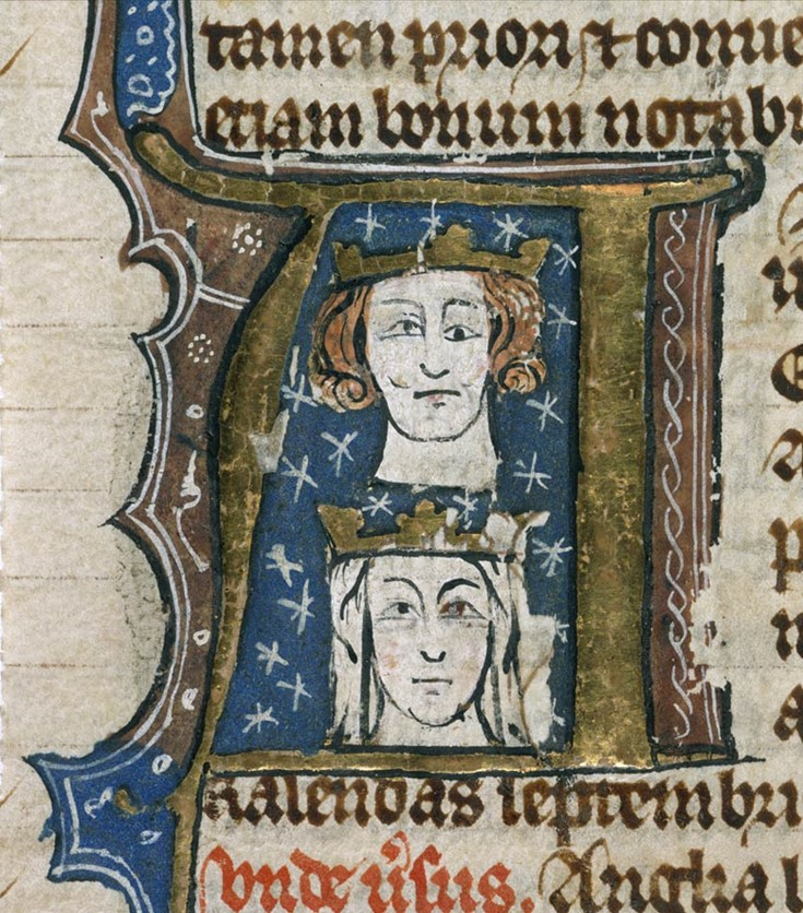 Edward I and Eleanor of Castile