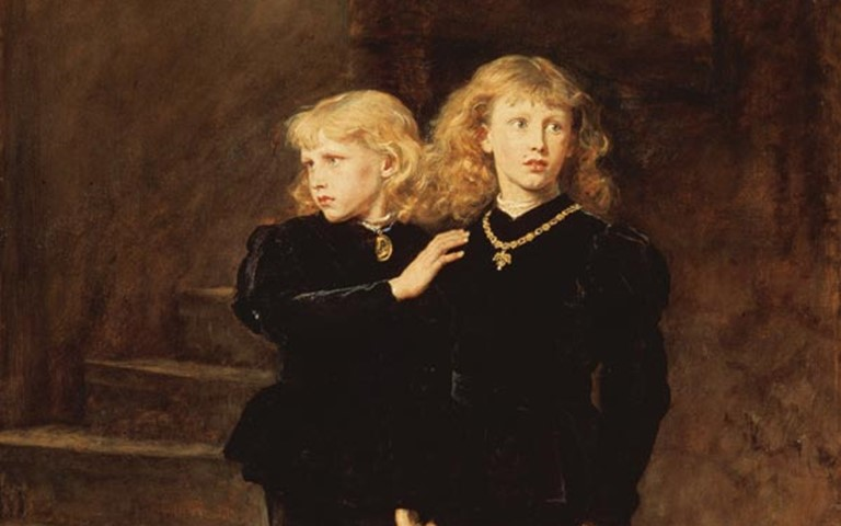 Edward V & Richard Duke of York