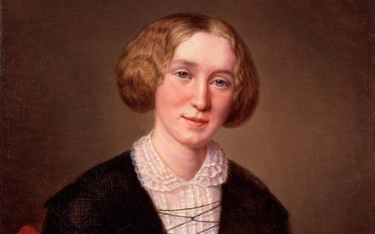 George Eliot (Mary Ann Evans)