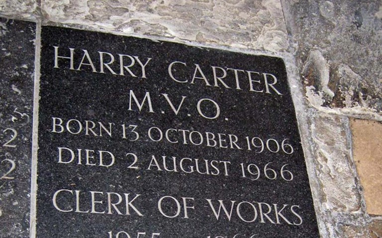 Harry Carter